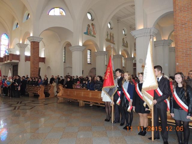 Obchody Święta Niepodległości w Gorzycach