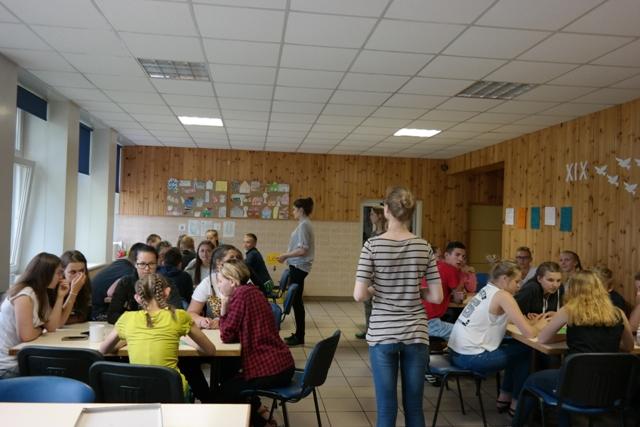 Trzeci dzień wymiany uczniów na Litwie 1