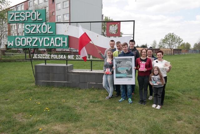 Zwycięzcy DKE w Zespole Szkół w Gorzycach