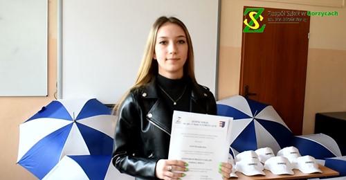 Stypendia 2021 w Zespole Szkół w Gorzycach